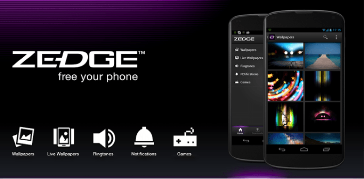 Download Zedge for PC/Zedge on PC