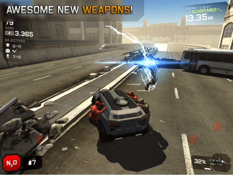Download Zombie Highway 2 for PC/Zombie Highway 2 on PC
