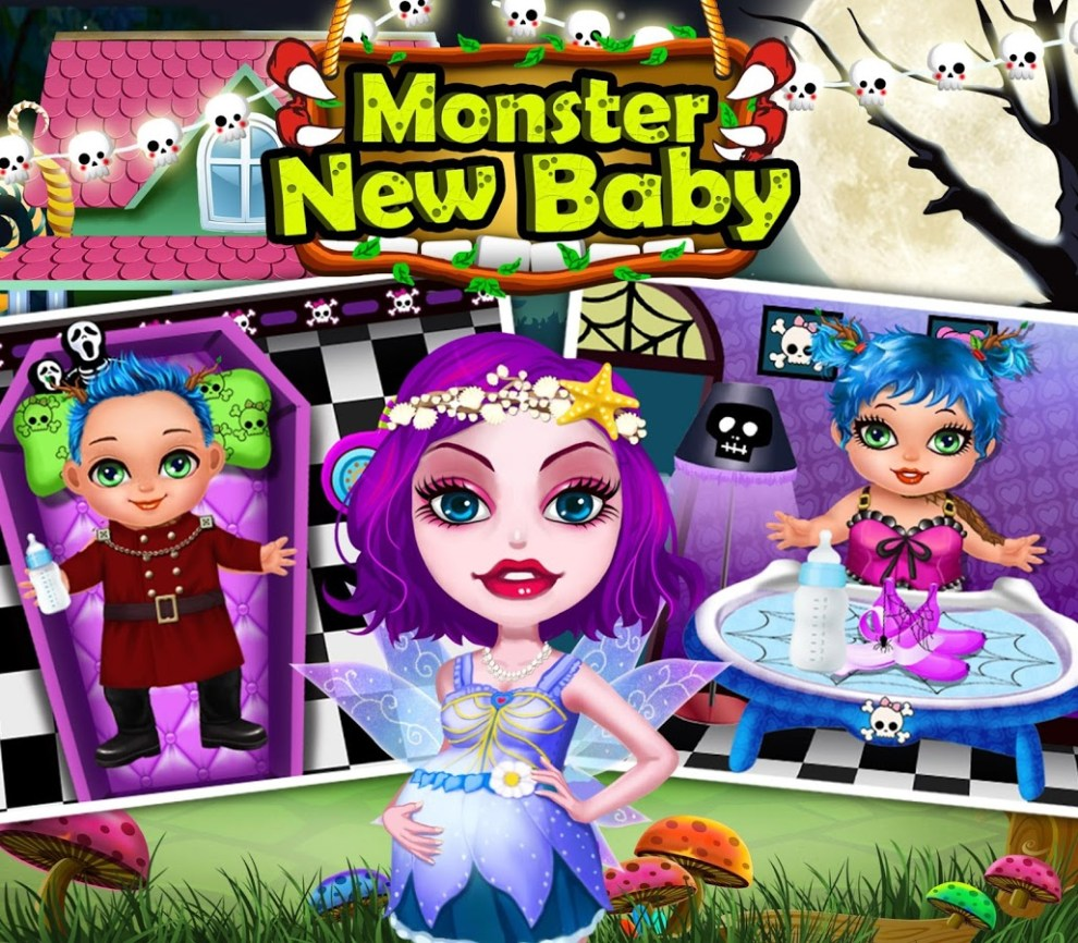 Download Monster Baby for PC/Monster Baby on PC