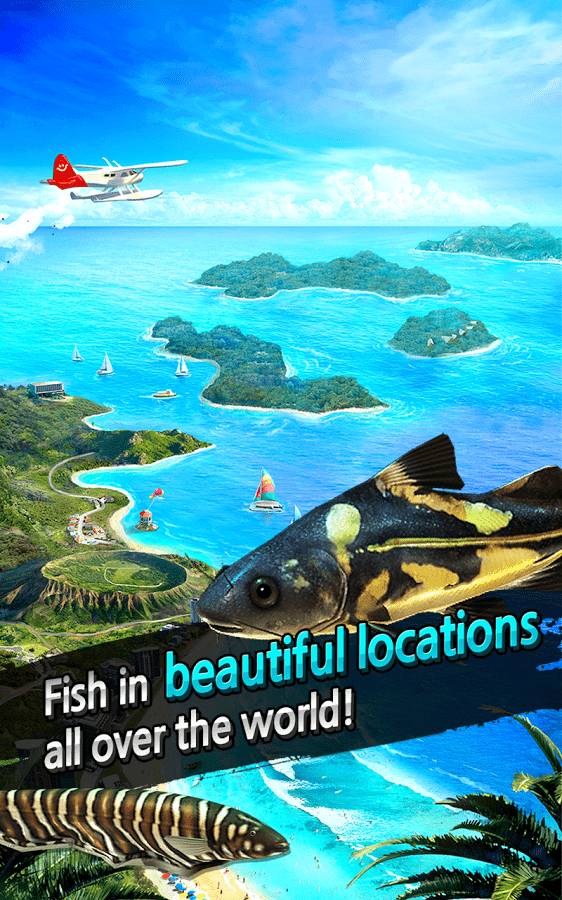 Download Ace Fishing for PC/Ace Fishing on PC