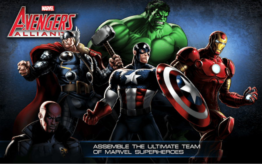 Download Avengers Alliance for PC/Avengers Alliance on PC