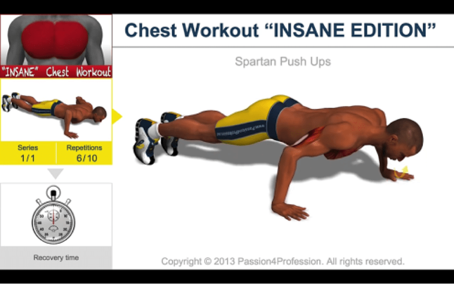 Download Chest Workout for PC/Chest Workout on PC