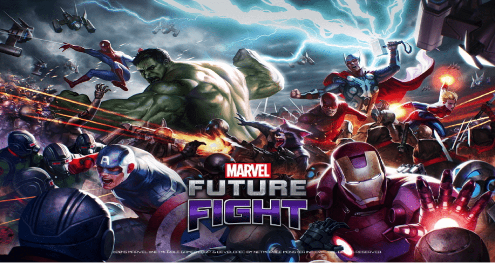 Download MARVEL Future Fight for PC/MARVEL Future Fight on PC