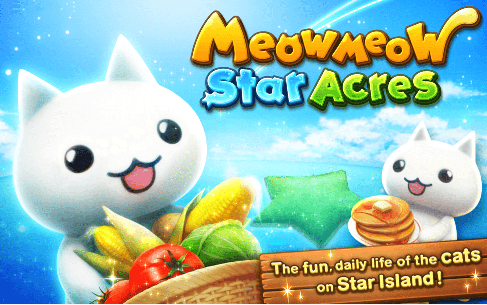 Download Meow Meow Star Acres for PC/Meow Meow Star Acres on PC