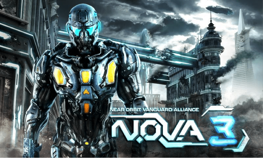 Download NOVA 3 for PC/NOVA 3 on PC
