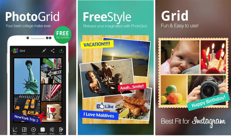 Download Photo Grid for PC/Photo Grid on PC