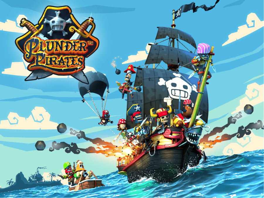 Download Plunder Pirates for PC/Plunder Pirates on PC