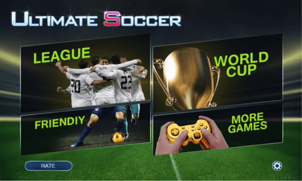 Download Ultimate Soccer Football for PC/Ultimate Soccer Football on PC