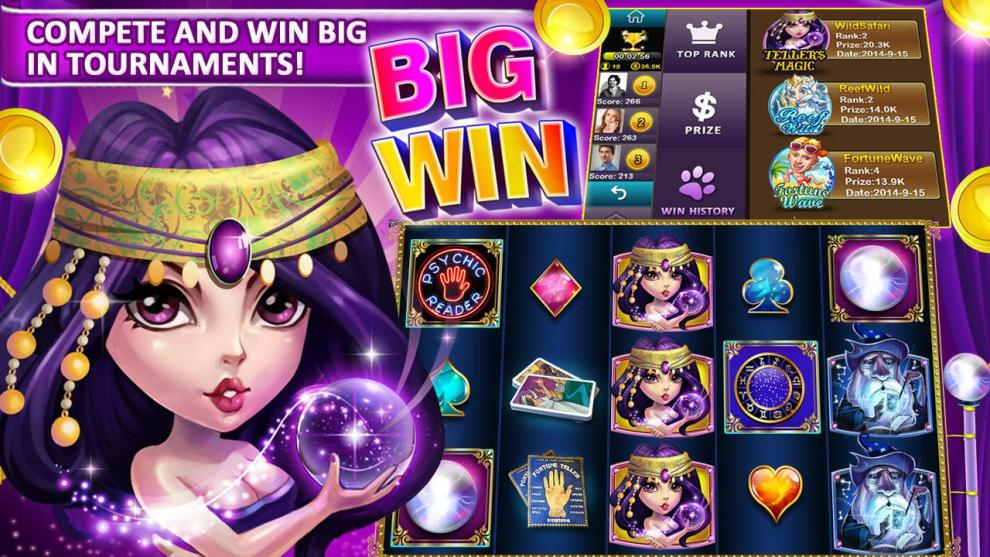 Download Slots Tournament for PC/Slots Tournament on PC