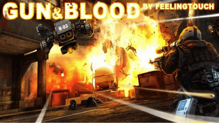 Download Gun & Blood for PC/Gun & Blood on PC