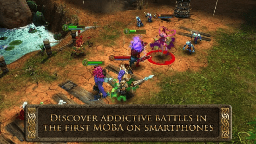 Download Heroes of Order & Chaos for PC/Heroes of Order & Chaos on PC