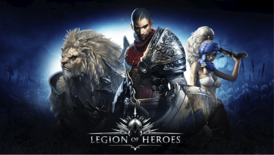 Download Legion of Heroes for PC/Legion of Heroes on PC
