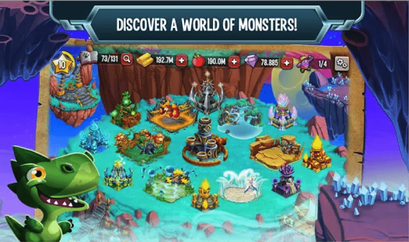 Download Monster Legends for PC/Monster Legends on PC
