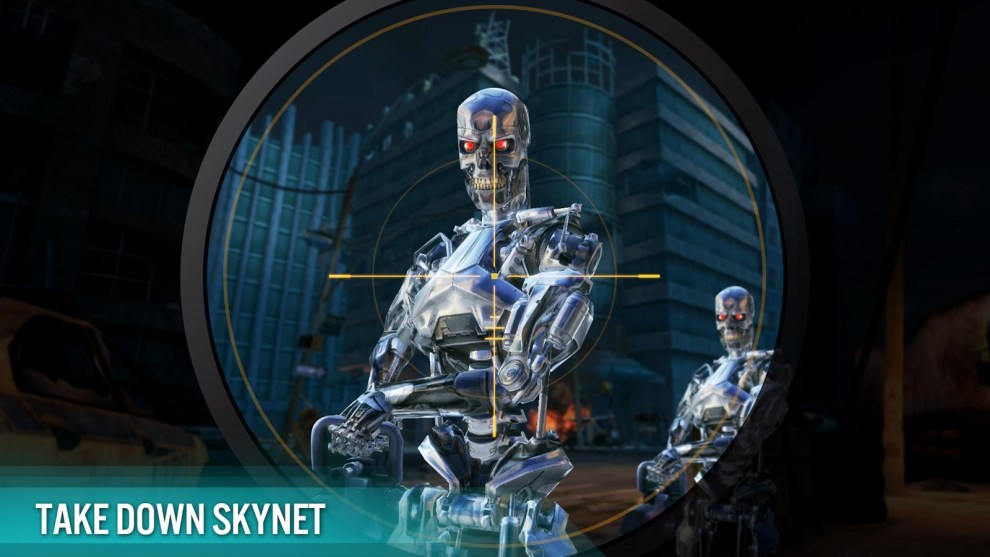 Download Terminator Genisys Revolution Android App for PC / Terminator Genisys Revolution on PC