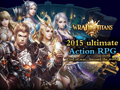 Download Wrath of Titans Messenger for PC/Wrath of Titans Messenger on PC