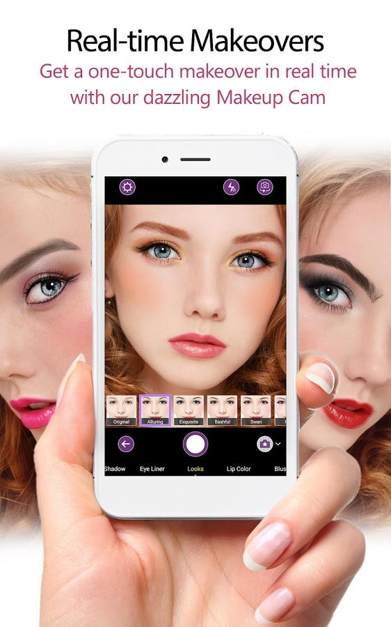 Download YouCam Makeup Makeover Studio Android App on PC/ YouCam Makeup Makeover Studio for PC