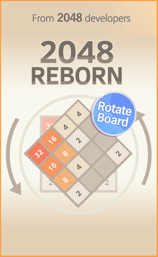 Download 2048 Reborn Android App for PC/2048 on PC