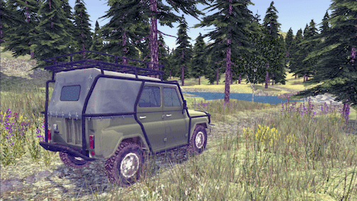 Download 4x4 SUVs Russian Off-Road 2 Android App for PC/ 4x4 SUVs Russian Off-Road 2 on PC