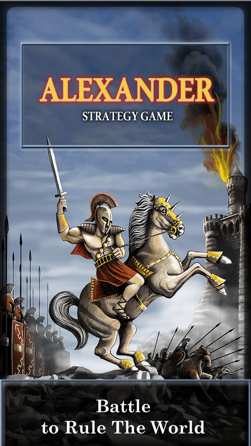 Download Alexander Strategy Game MMO Android App for PC/ Alexander Strategy Game MMO on PC