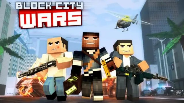 Download Block City Wars Andriod app for PC / Block City Wars on PC