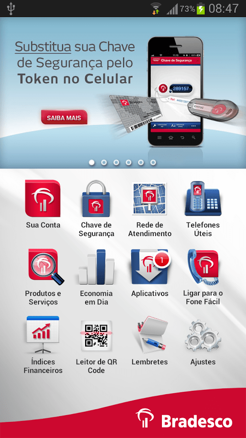 Download Bradesco Android App for PC/ Bradesco on PC