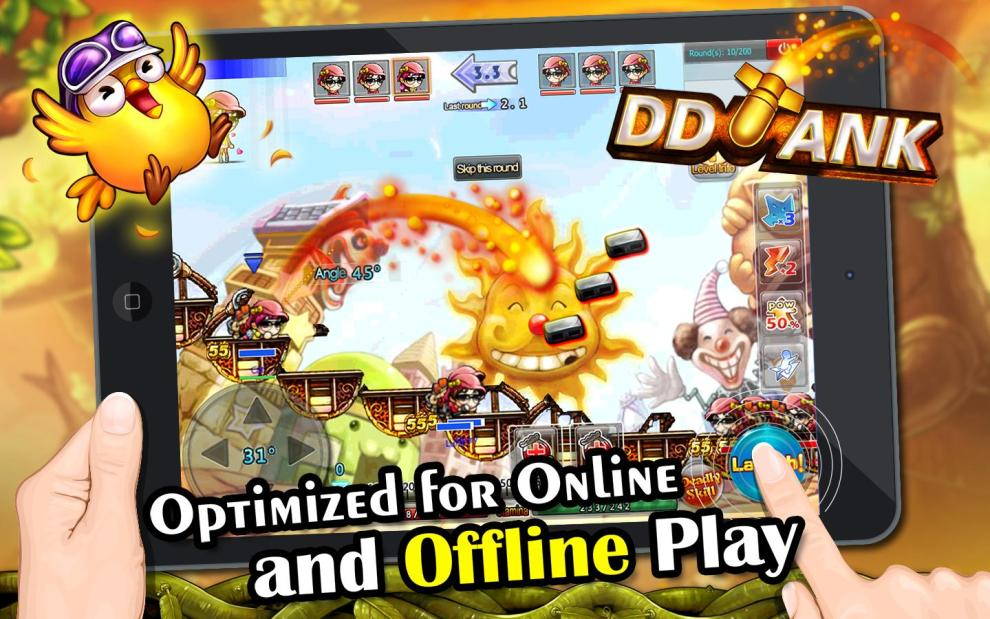 Download DDTank Android App for PC/DDTank on PC