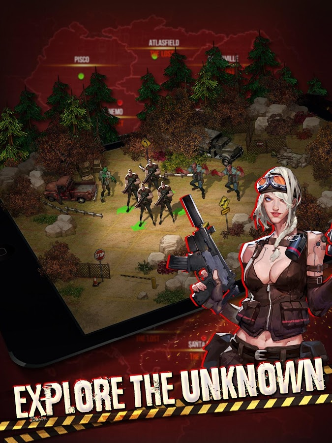 Download Deadwalk The Last War Android App for PC/Deadwalk The Last War on PC