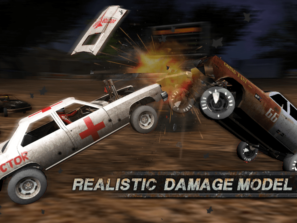 Download Demolition Derby Crash Racing Android App for PC/Demolition Derby Crash Racing on PC