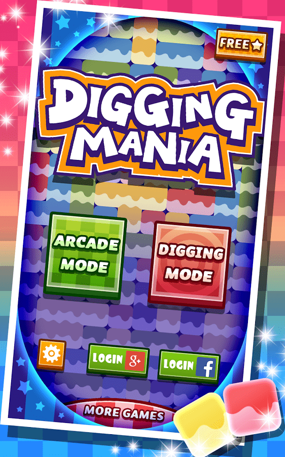 Download Digging Mania Android App for PC/Digging Mania on PC