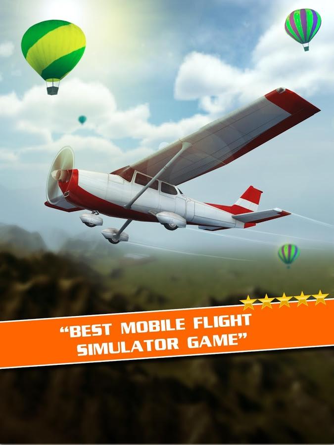 Download Flight Pilot Simulator 3D Android App for PC/ Flight Pilot Simulator 3D On PC