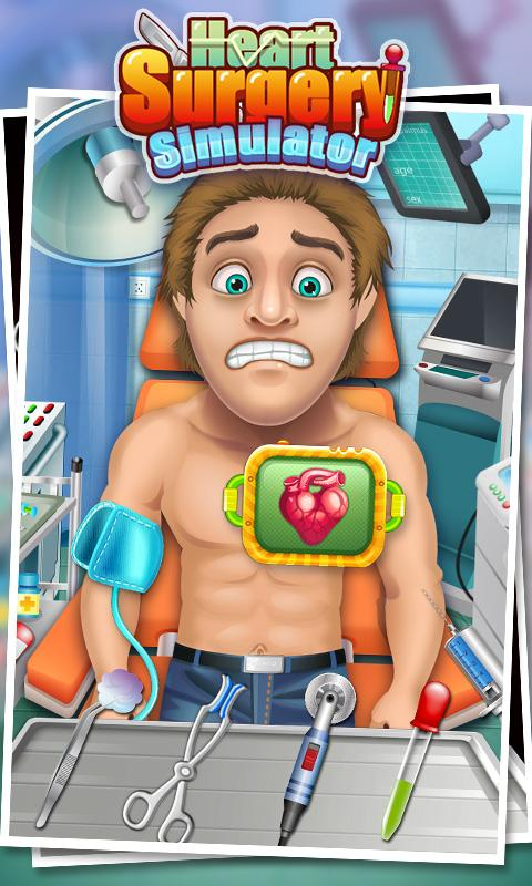 Download Heart Surgery Simulator ANDROID APP for PC/ Heart Surgery Simulator on PC