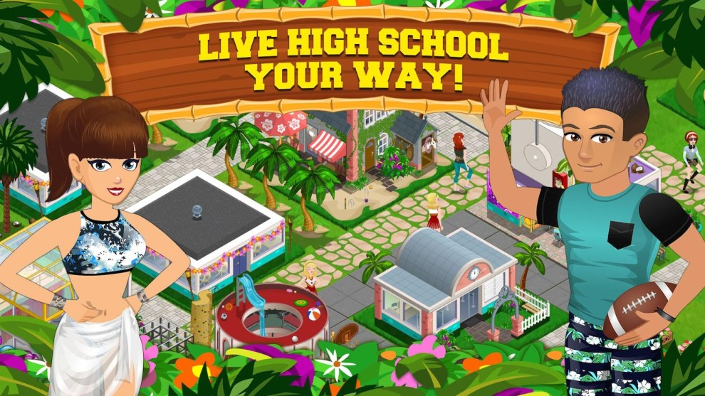 Download High School Story ANDROID APP for PC/ High School Story on PC