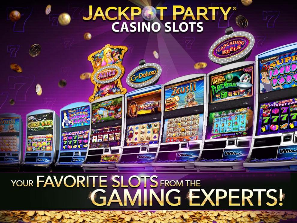 Download Jackpot Party Casino Slots ANDROID APP for PC/ Jackpot Party Casino Slots on PC