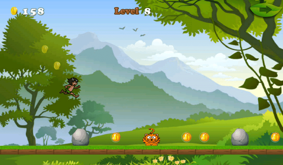 Download Jungle Boy Running ANDROID APP for PC/ Jungle Boy Running on PC