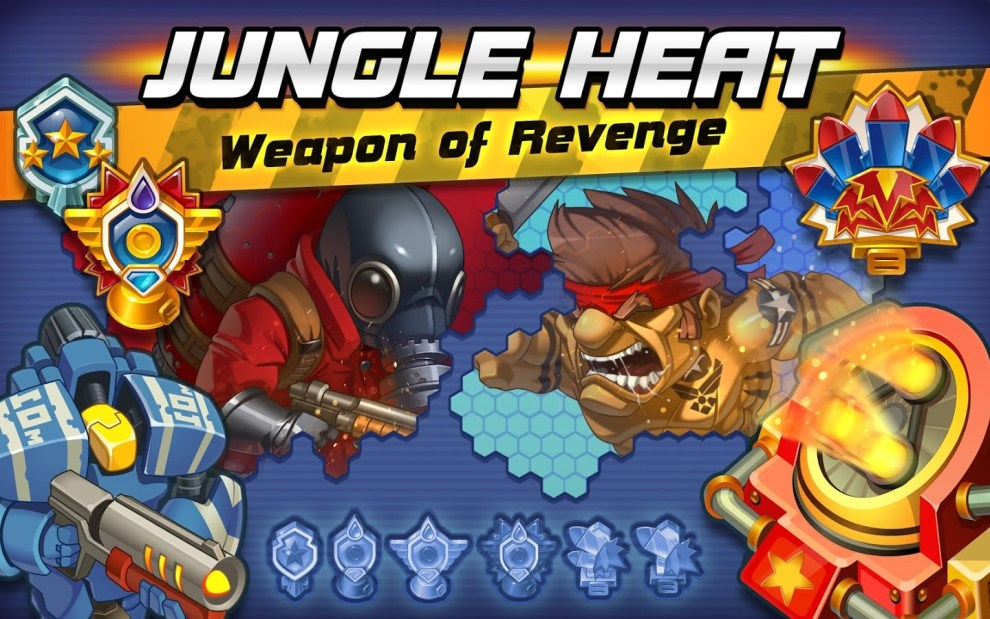 Download Jungle Heat ANDROID APP for PC/ Jungle Heat on PC