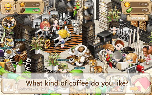 Download LINE I Love Coffee ANDROID APP for PC/ LINE I Love Coffee on PC