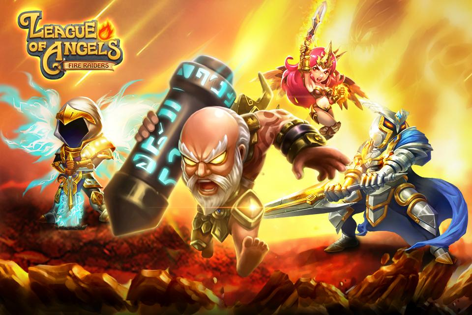 Download League of Angels ANDROID APP for PC/ League of Angels – Fire Raiders ANDROID APP on PC