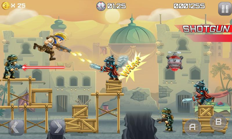 Download Metal Soldiers Android App for PC/ Metal Soldiers on PC