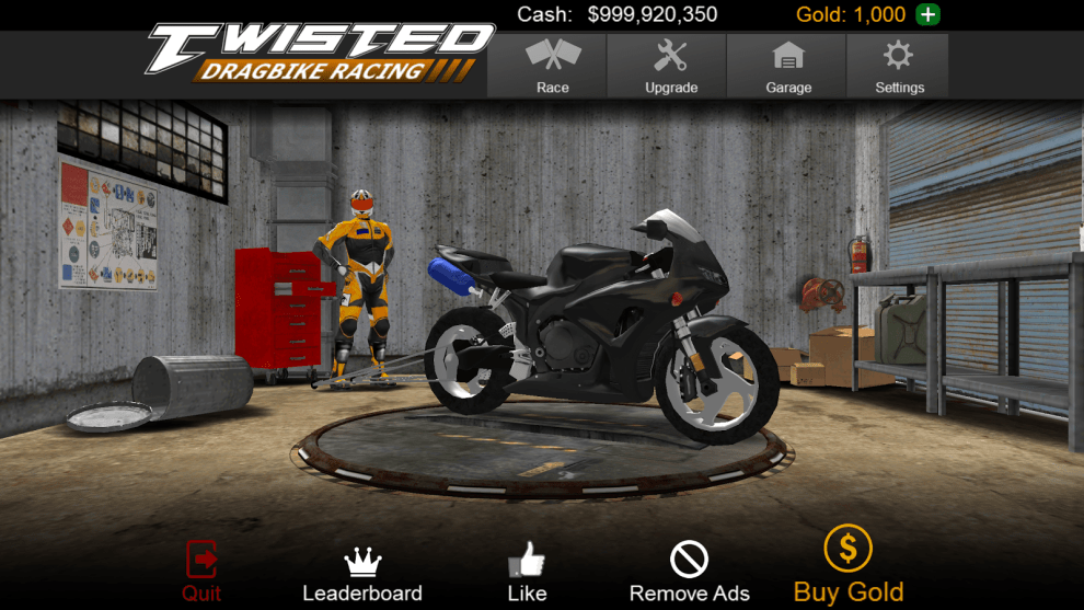 Download Twisted Dragbike Racing Android App for PC/Twisted Dragbike Racing on PC