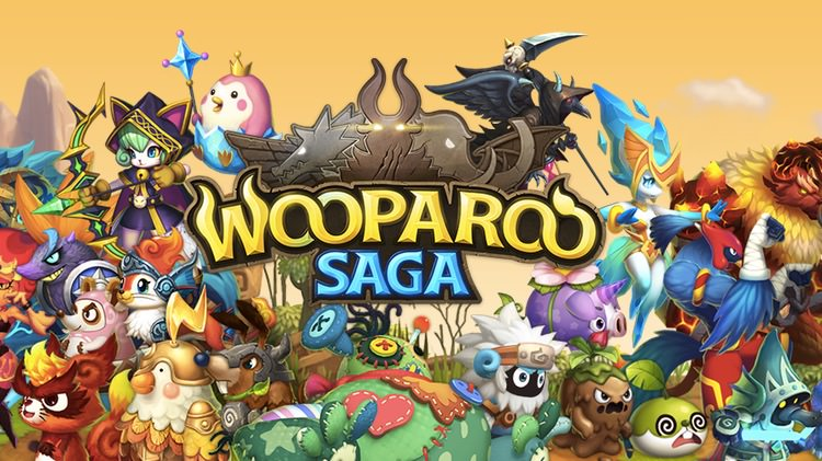 Download LINE Wooparoo Saga for PC/ LINE Wooparoo Saga on PC
