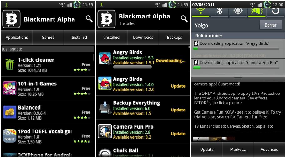 Download Blackmart Android APK