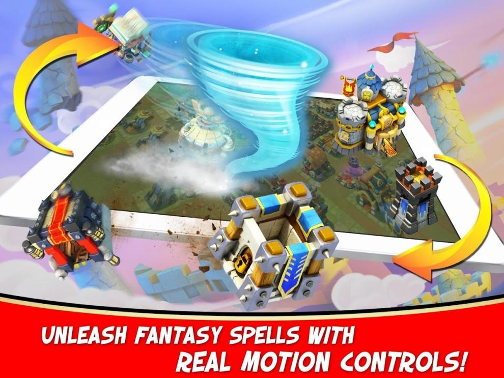 Download Castle Clash Android APK