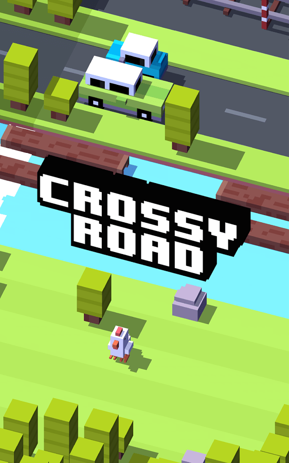 Download Crossy Road Android APK