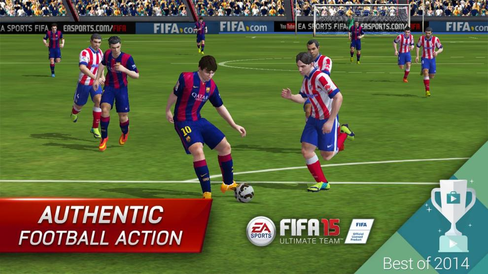 Download Fifa 15 APK Android