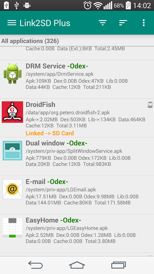 Download Link2SD Android APK