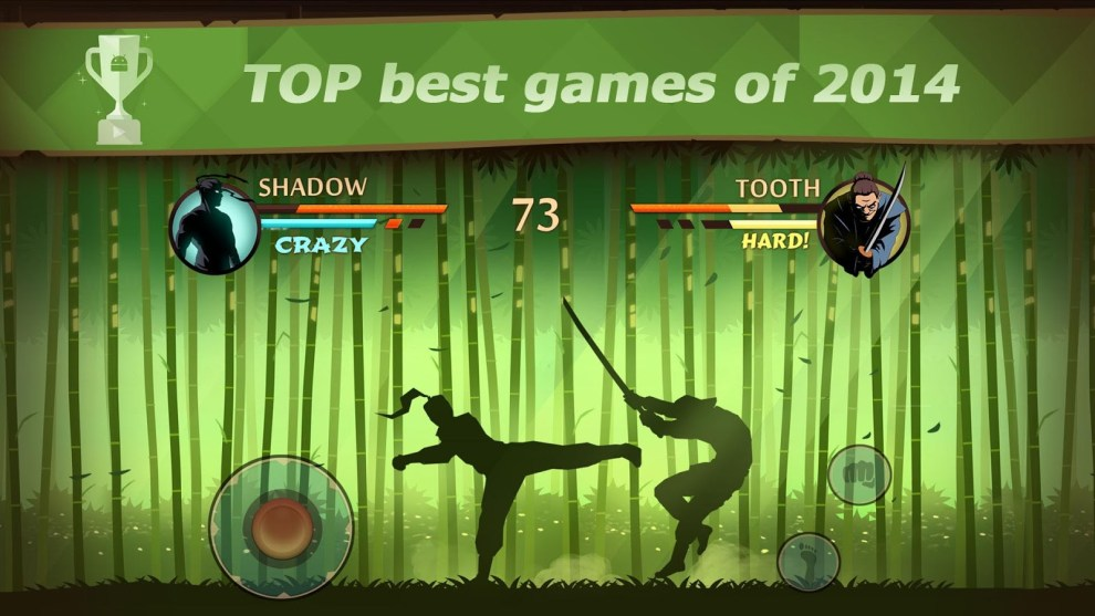 Download Shadow Fight 2 Android APK