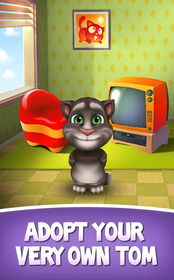 Download Talking Tom Android APK