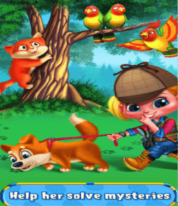 Agent Molly Pet Detective Android App for PC/ Agent Molly Pet Detective on PC