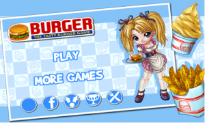 Burger The Game
