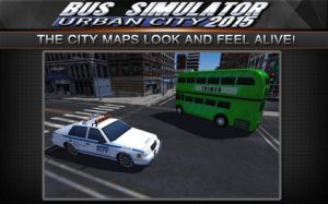 Bus Simulator 2015 Urban City Android App for PC/Bus Simulator 2015 Urban City on PC